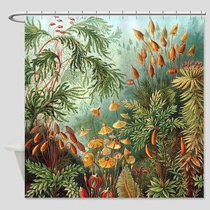 Nature Scene Art Shower Curtain