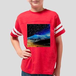 Haleakala Sunrise Maui Youth Football Shirt
