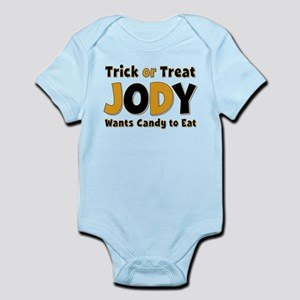 Jody Trick or Treat Body Suit