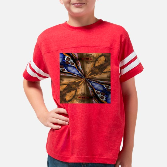 PECOS Youth Football Shirt