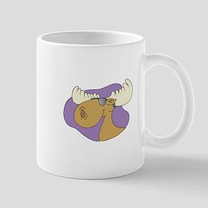 Moose In Shades Mug