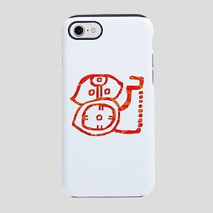 Mayan Glyph Lik'in (East) iPhone 7 Tough Case