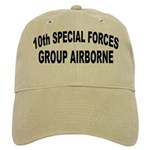 10TH SPECIAL FORCES GROUP AIRBORNE Cap