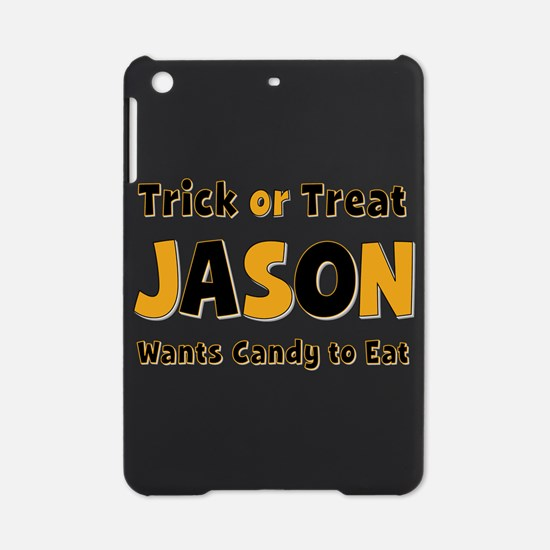 Jason Trick or Treat iPad Mini Case