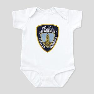 Lincoln Police Infant Bodysuit