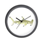 Great Hammerhead Shark f Wall Clock