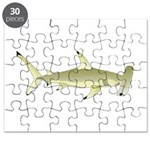 Great Hammerhead Shark f Puzzle