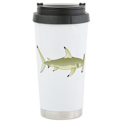 Great Hammerhead Shark c Travel Mug