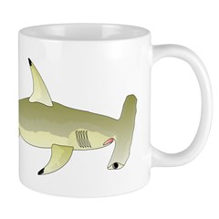 Great Hammerhead Shark c Mug