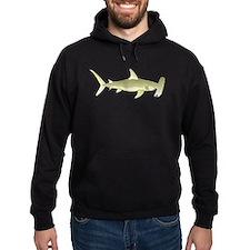 Great Hammerhead Shark c Hoodie