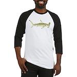 Great Hammerhead Shark c Baseball Jersey