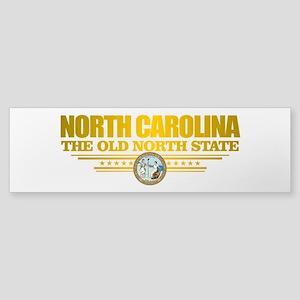 North Carolina Flag Bumper Sticker