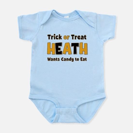 Heath Trick or Treat Body Suit