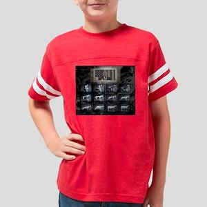The Machine Youth Football Shirt