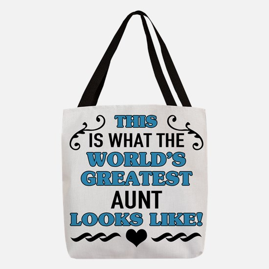 Cute Polyester Tote Bag