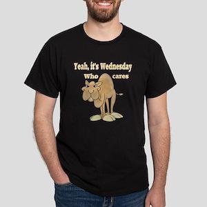 Wednesday Camel Dark T-Shirt