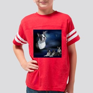 custom_bt_pillow Youth Football Shirt
