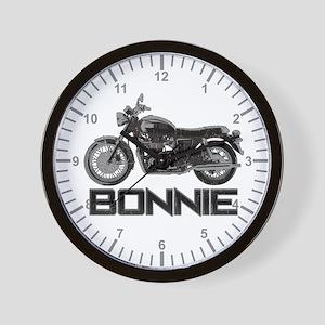 Bon 02 Wall Clock