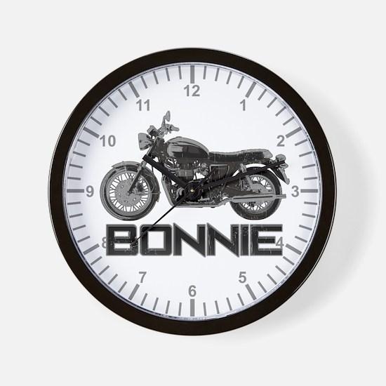 Bon 02.png Wall Clock