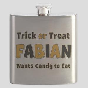 Fabian Trick or Treat Flask