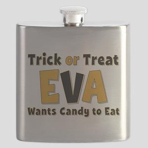 Eva Trick or Treat Flask