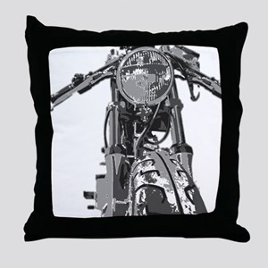 Classic Bonnie Throw Pillow