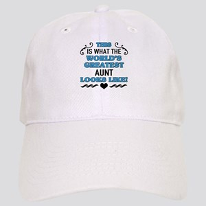World's Greatest Aunt Cap