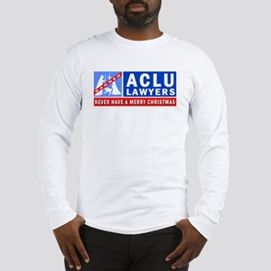 ACLU Lawyers Never Have a Merry Christmas Long Sle