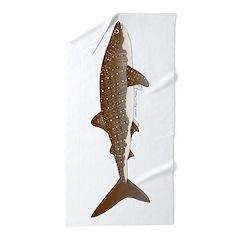 Whale Shark v Beach Towel