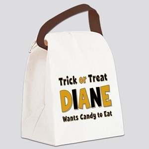 Diane Trick or Treat Canvas Lunch Bag