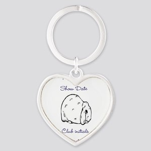 Basic Mini Lop Award 1 Keychains