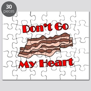 Don't Go Bacon My Heart Puzzle
