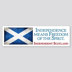 Freedom Sticker (Bumper)