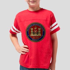 4th CEB Logo Youth Football Shirt