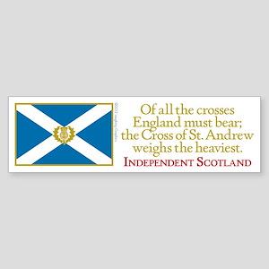 England Sticker (Bumper)
