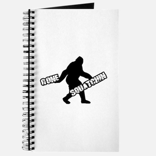 Gone Squatchin Journal