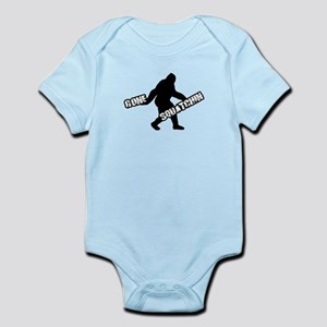 Gone Squatchin Infant Bodysuit