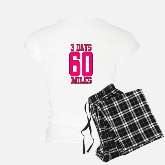 I See Pink People Back Pajamas