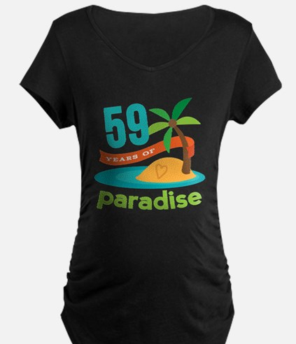 59th Anniversary Paradise T-Shirt