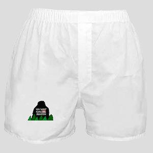 Jack Squatch Boxer Shorts