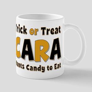 Cara Trick or Treat Mug