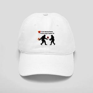 Bigfoot Remembers Valentines Day Cap