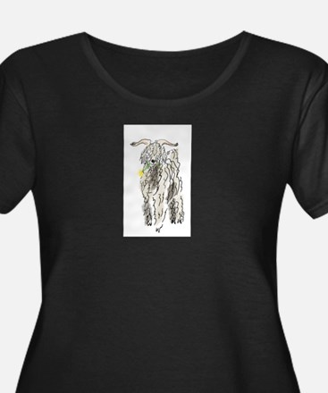 snacking Plus Size T-Shirt