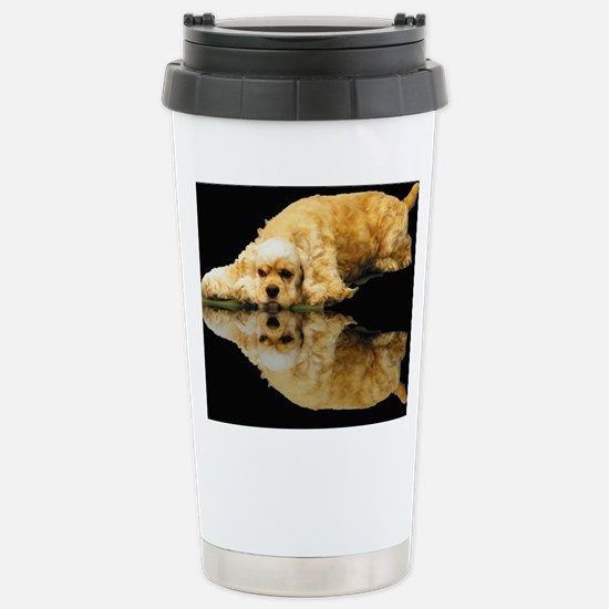 Cocker Reflection Travel Mug