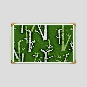 Spring Bamboo 3'x5' Area Rug