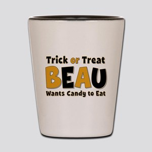 Beau Trick or Treat Shot Glass