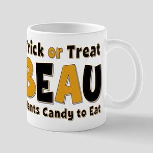 Beau Trick or Treat Mug