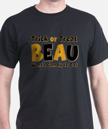 Beau Trick or Treat T-Shirt