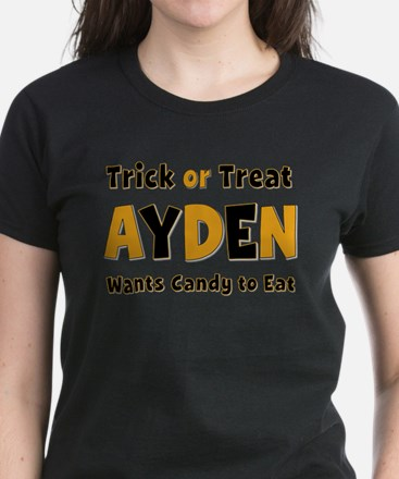 Ayden Trick or Treat T-Shirt