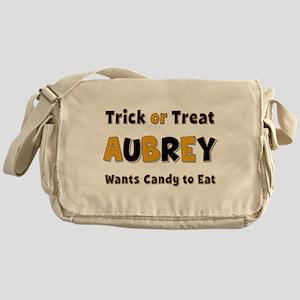 Aubrey Trick or Treat Messenger Bag